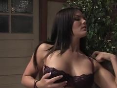 Horny fetish xxx scene with crazy pornstar Mackenzee Pierce from Fuckingmachines