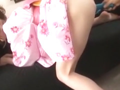 Exotic Japanese whore Shiori Hazuki in Horny Fingering JAV video