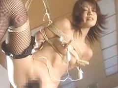 Fabulous Japanese whore Natsumi Akimoto in Exotic Cunnilingus, Stockings/Pansuto JAV video