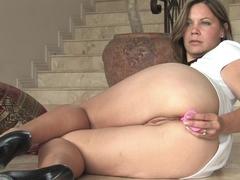 Amazing pornstar in Best Big Ass, Masturbation adult video