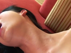 Crazy pornstar Niya Yu in exotic facial, brazilian sex clip