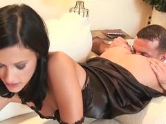Exotic pornstar Missy Nicole in crazy facial, cunnilingus xxx clip