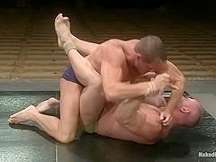 NakedKombat Tyler Saint vs Samuel Colt