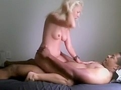 Dirty Talking Partygirl Fucks A BBC