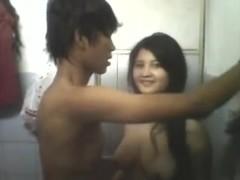Indonesian teen fucking