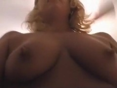 Dirty talking milf says that she loves making a cock cum !!!