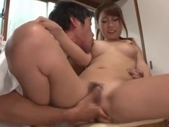 Hitomi Kitagawa calls the plumber