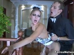 PantyhoseTales Video: Bella and Morris