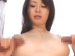 Exotic Japanese chick Ai Takeuchi in Fabulous JAV movie