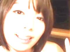 Fabulous Japanese model Mayu Nozomi in Best Blowjob/Fera JAV scene