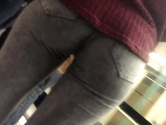 juicy ass on the way home