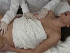 Exotic pornstars Bobbi Starr, Aiden Starr in Incredible Lesbian, Dildos/Toys adult movie