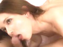 Fabulous Japanese chick Rola Takizawa in Incredible Brunette, Handjobs JAV movie