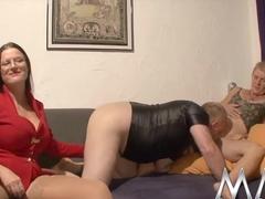 Best pornstar in Horny German, Blowjob adult video