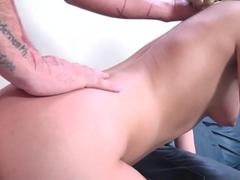 Hottest pornstar Alina West in Crazy Facial, Small Tits xxx video