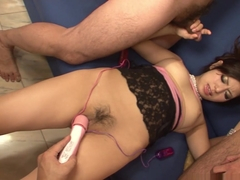 Fabulous pornstar Kanade Otowa in Amazing Masturbation, Asian sex video