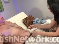Incredible pornstars Mia Demands, Mia Hurley in Exotic Fetish, College xxx movie