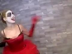 Harley Quinn Teaches Catwoman A Lesson