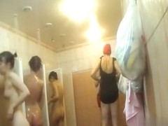 Hidden cameras in public pool showers 249