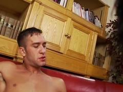 Crazy pornstar in hottest facial, blowjob adult scene