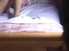 Hidden camera catches princess masturbating