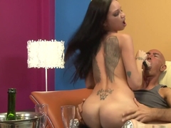 Fabulous pornstar Raven Bay in Crazy Femdom porn video