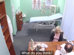 Best pornstar in Fabulous Medical, Voyeur sex clip