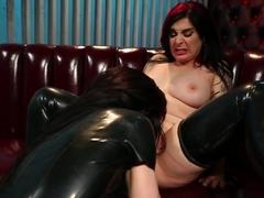 Amazing pornstar Aiden Ashley in Fabulous HD, BDSM adult movie