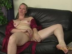 Catherine  in Interview Movie - AuntJudys