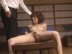 Crazy Japanese girl Hikaru Shiina, Yuzu Shiina in Amazing Masturbation/Onanii, Dildos/Toys JAV sce.
