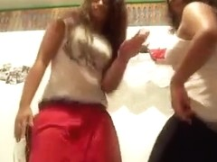 Most Excellent twerking livecam dance clip
