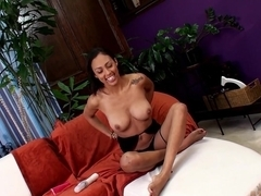 Incredible pornstar Cherry Hilson in Crazy Latina, Solo Girl porn scene