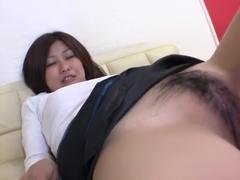 Horny Japanese whore Mina Kawai in Best JAV uncensored Amateur scene