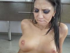 Amazing pornstars Nacho Vidal, Julia De Lucia in Fabulous Fingering, Tattoos xxx movie