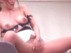 Horny Japanese slut Kaera Uehara in Best MILFs, Big Tits JAV scene