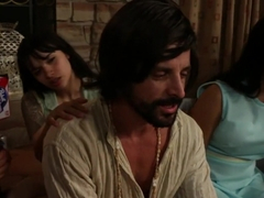 Exotic pornstars Sarah Vandella and Nadia Styles in fabulous brazilian, group sex adult movie