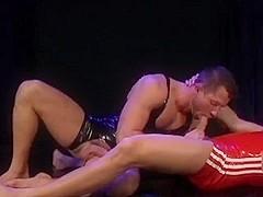 Wrestling Is So Homosexual