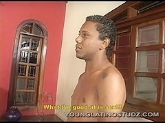 YoungLatinoStudz Video: Horny Latin Twinks