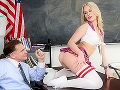 Dakota James, Evan Stone in Corrupt Schoolgirls #10,  Scene #01