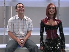 Mitch West and Mia Isabella
