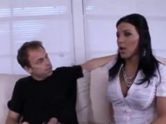 Hot Kendra Secrets gets fingered and banged