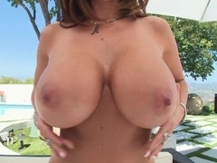 Big Tits Ava Addams gets Dicked