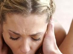 Horny pornstar Dahlia Sky in Best Deep Throat, Blonde xxx movie
