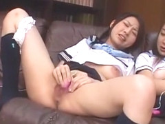 Crazy Japanese model Megumi Haruka, Ryo Akanishi, Marin Akizuki in Incredible Group Sex, POV JAV m.