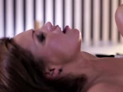 Hottest pornstar Szilvia Lauren in Best Medium Tits, Hairy porn scene