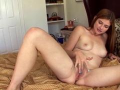 Exotic pornstar Lara Brookes in Best Masturbation, Solo Girl xxx video