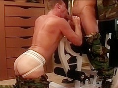 Soldiers Banging