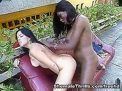 ShemaleThrills Video: Suzanna Holmes