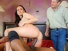 Jennifer Dark, Prince Yahshua in Mom's Cuckold #14,  Scene #02