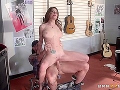 Baby Got Boobs: Stairway To Big Boob Heaven. Dillion Carter, Johnny Sins